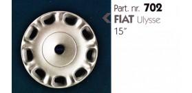 """Borchia copri ruota per FIAT Ulysse misura 15""""  Copricerchi Copriruota"""