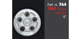 """Borchia copri ruota per FIAT Ducato unificato misura 9""""  Copricerchi Copriruota"""