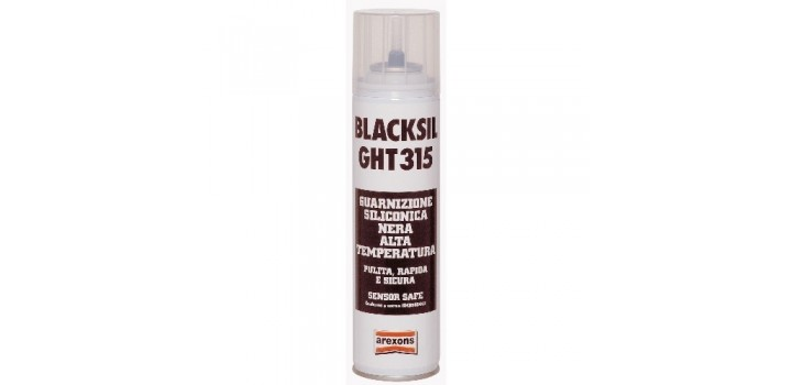 Blacksil GHT 315 Pasta nera