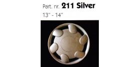 """Borchia copri ruota per UNIVERSALE UNIVERSALE misura 13-14"""""""