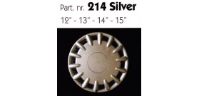 """Borchia copri ruota per UNIVERSALE UNIVERSALE misura 12-13-14-15"""""""