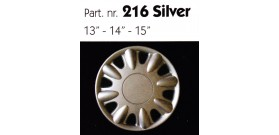 """Borchia copri ruota per UNIVERSALE UNIVERSALE misura 13-14-15"""""""