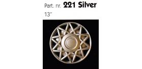 """Borchia copri ruota per UNIVERSALE UNIVERSALE misura 13"""""""
