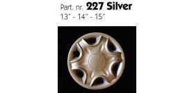 """Borchia copri ruota per UNIVERSALE UNIVERSALE misura 13-14-16"""""""