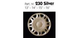 """Borchia copri ruota per UNIVERSALE UNIVERSALE misura 13-14-15-16"""""""