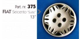 """Borchia copri ruota per FIAT SEICENTO misura 13"""""""
