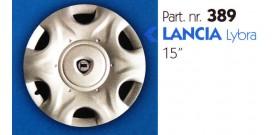 """Borchia copri ruota per LANCIA LYBRA misura 15"""""""