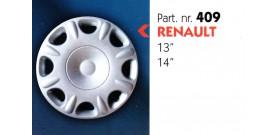 Borchia copri ruota per RENAULT  misura 13&#34