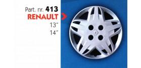 """Borchia copri ruota per RENAULT  misura 13-14"""""""