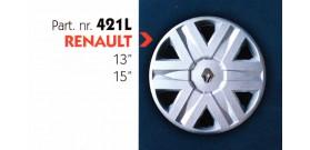 """Borchia copri ruota per RENAULT  misura 13-15"""""""