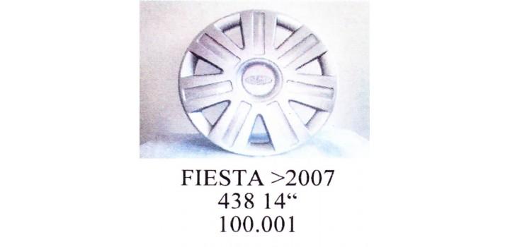"""Borchia copri ruota per FORD FIESTA misura 14"""" Copricerchio Copriruota"""