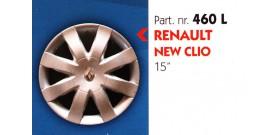Borchia copri ruota per RENAULT CLIO misura 15&#34