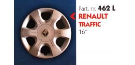 """Borchia copri ruota per RENAULT TRAFFIC misura 16"""""""