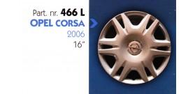 """Borchia copri ruota per OPEL CORSA misura 16"""""""