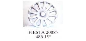 """Borchia copri ruota per FORD FIESTA misura 15"""" Copricerchio Copriruota"""
