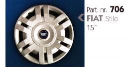 """Borchia copri ruota per FIAT STILO misura 15"""""""