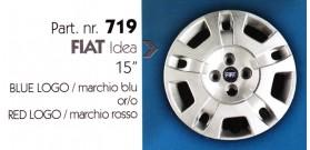 """Borchia copri ruota per FIAT IDEA misura 15"""""""