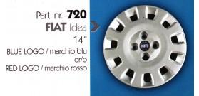 """Borchia copri ruota per FIAT IDEA misura 14"""""""