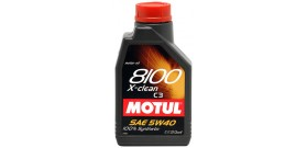 Olio motore 8100 X-clean C3 5W40
