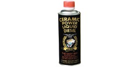 Ceramic power liquid Diesel
