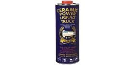 Ceramic power liquid Truck